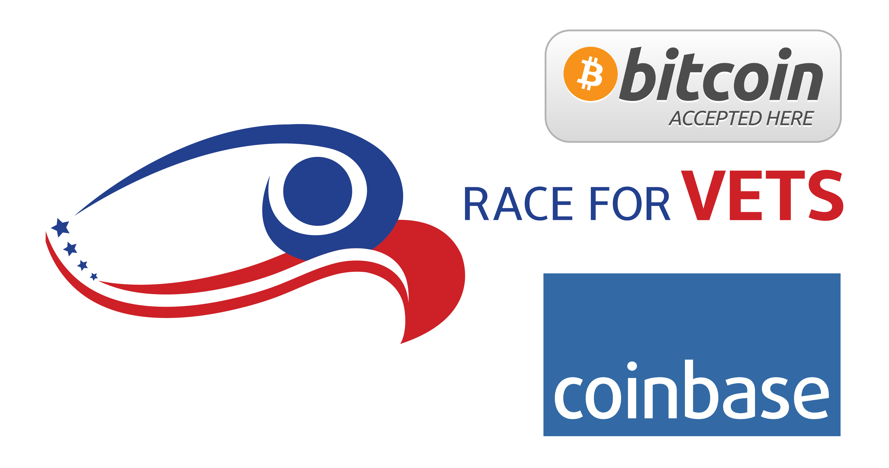 Race For Vets, now accepting Bitcoin!